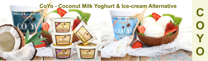 CO YO Coconut Milk Yoghurt Alternative is a creamy delicious alternative to dairy yoghurt made from the creamy milk of the coconut with plant fed Probiotic cultures.