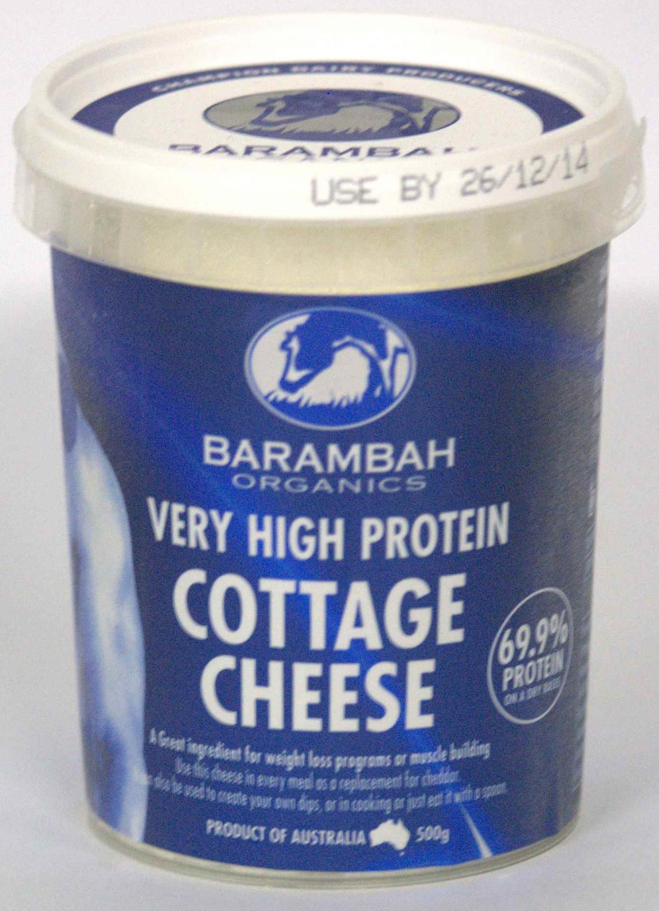 Barmbah Cottage Cheese
